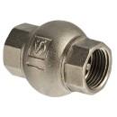 """Обратный клапан 1/2"""" с латунным золотником VALTEC"""
