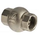 """Обратный клапан с латунным золотником 1/2"""" VALTEC"""