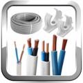Кабели, провода, изоляция, крепёж