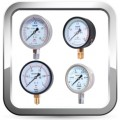 Контрольно-измерительные приборы и комплектующие