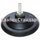 Шлифовальный диск с липучкой Ø125 мм FIT