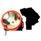Фонарь светодиодный налобный с зарядным устройством