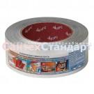 Алюминиевая клейкая лента (скотч) 48 мм × 10 м КУРС