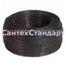 Проволока вязальная черная 0,9 мм × 200 м