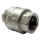 """Обратный клапан 1/2"""" никелированный VALTEC"""
